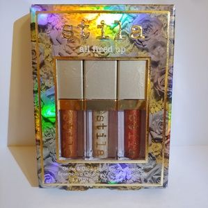 Stila All Fired Up Glitter And Glow Eyeshadow Set